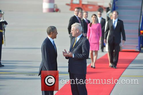 President Barack Obama and Stockholm International 6