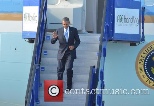 President Barack Obama and Stockholm International 9