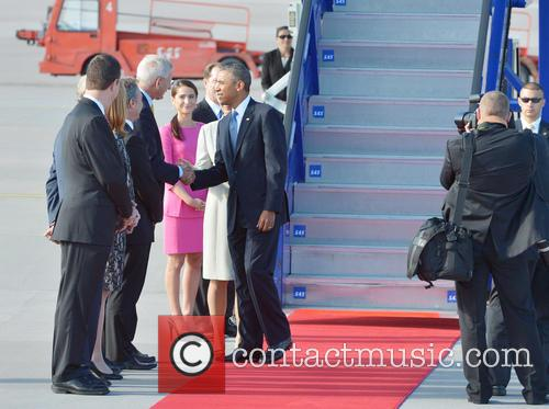 President Barack Obama and Stockholm International 10