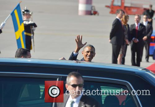 President Barack Obama and Stockholm International 13