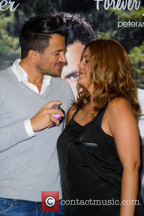 Peter Andre Launches New Fragrance