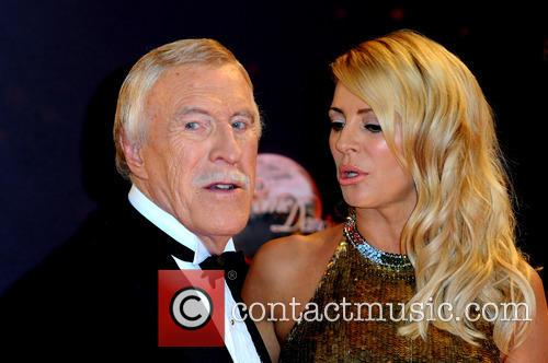 Bruce Forsyth, Tess Daly, Elstree Studios, Strictly Come Dancing