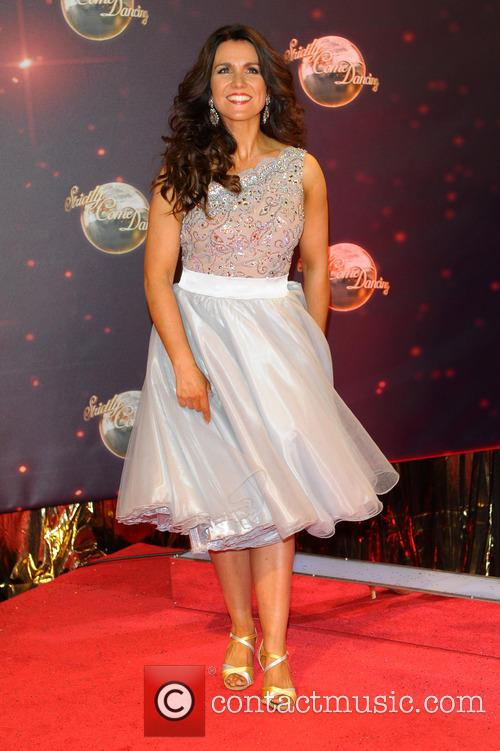 susanna reid strictly come dancing red carpet 3849058