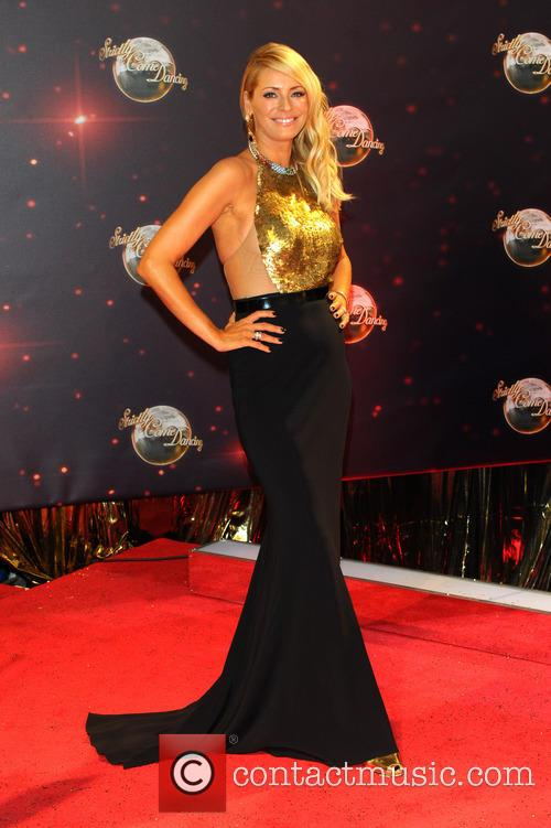 Strictly Come Dancing red carpet launch event