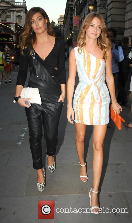 Erin Mcnaught and Millie Mackintosh 9