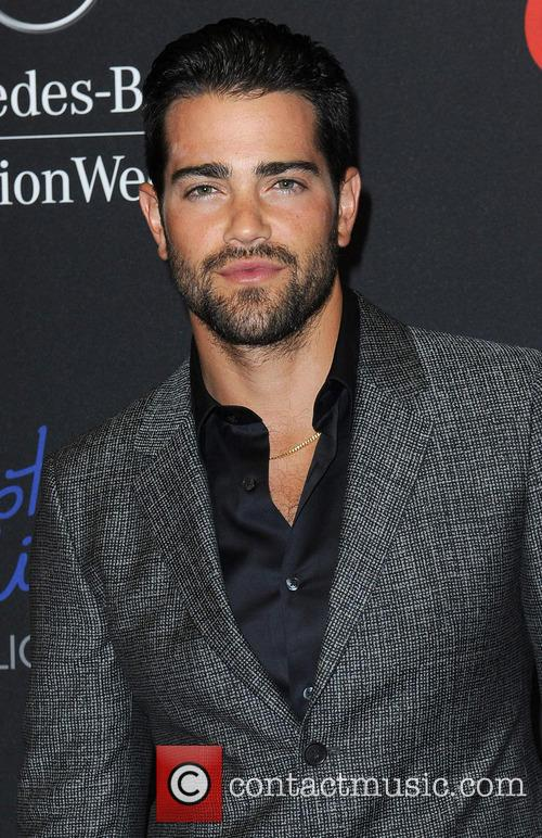 Jesse Metcalfe, Lincoln Center, Mercedes Benz Fashion Week