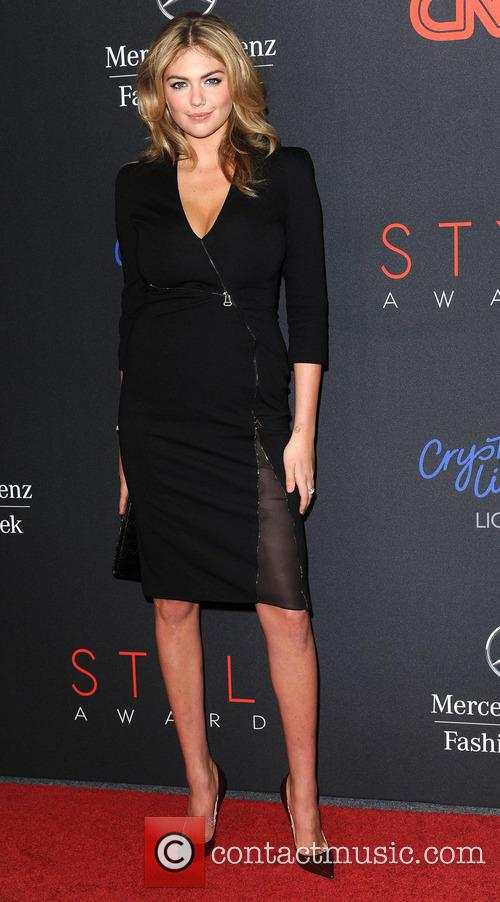 Kate Upton, Lincoln Center, Mercedes Benz Fashion Week