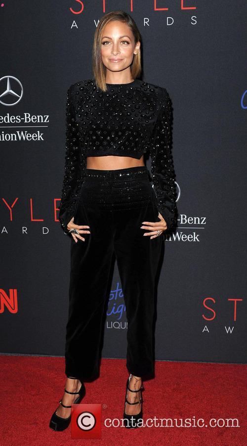 Nicole Richie, Lincoln Center, Mercedes Benz Fashion Week
