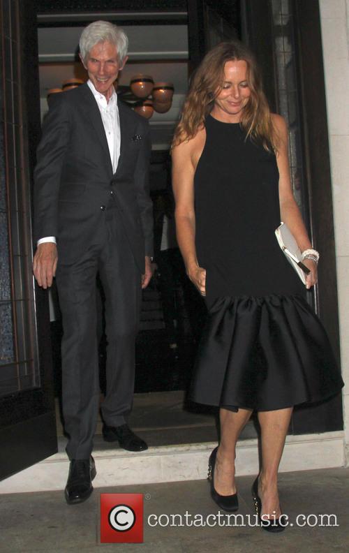 stella mccartney celebrities leave 34 restaurant 3850601