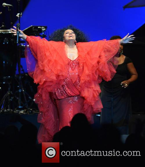 Diana Ross, Hard Rock Live in Hollywood Fla