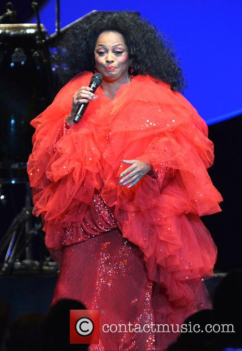 Diana Ross Glastonbury