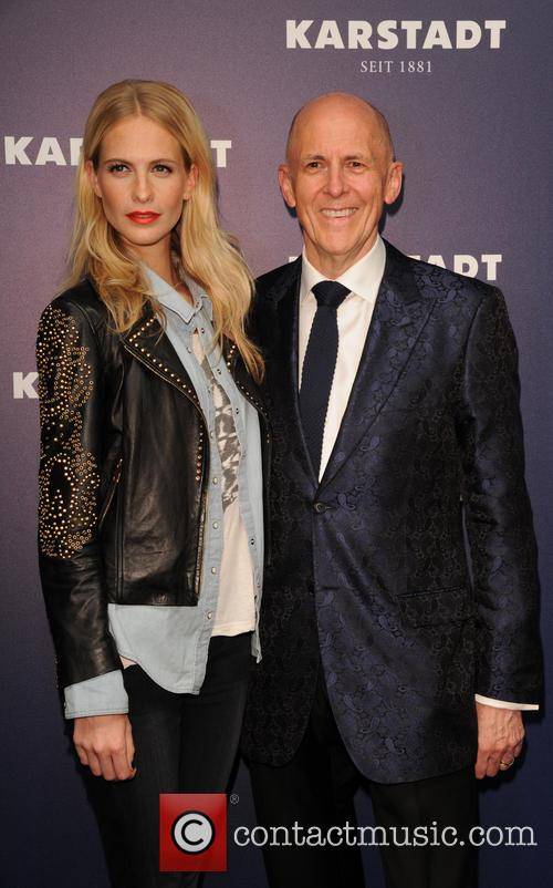 Poppy Delevigne and Andrew Jennings 9