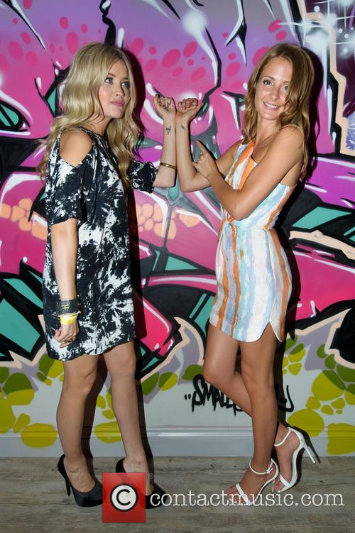 Laura Whitmore and Millie Mackintosh 1