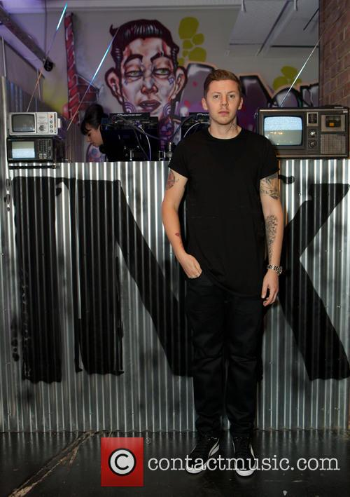 Professor Green 2