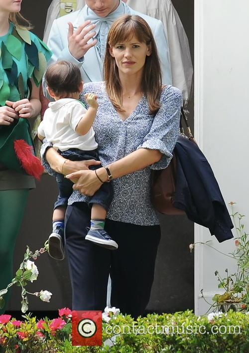 Jennifer Garner and Guest 2