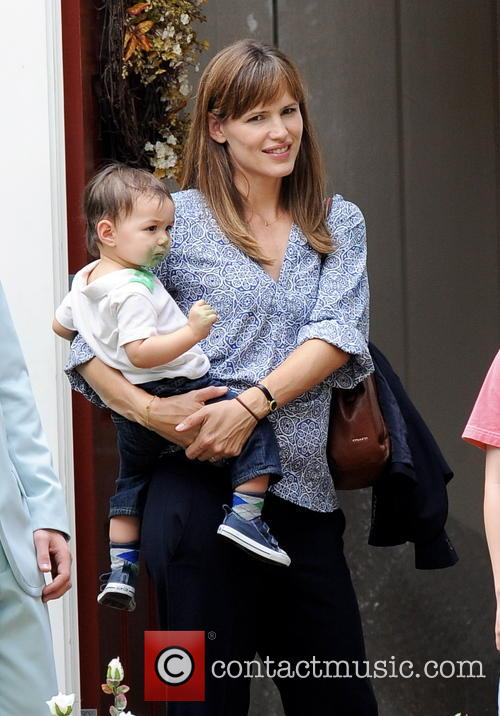 Jennifer Garner and Guest 11