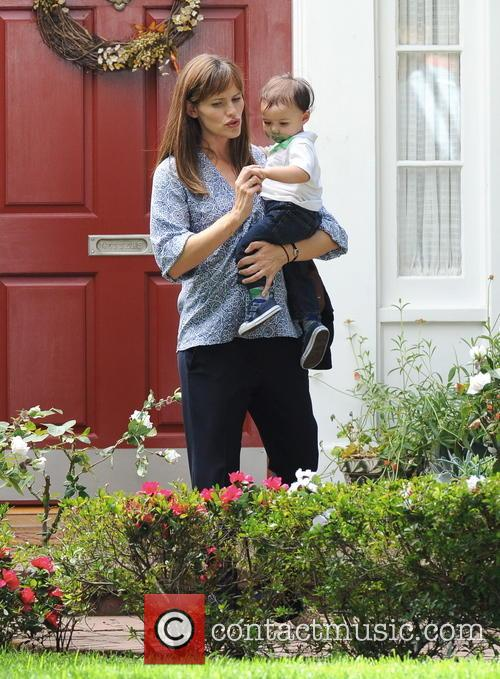 Jennifer Garner and Guest 12