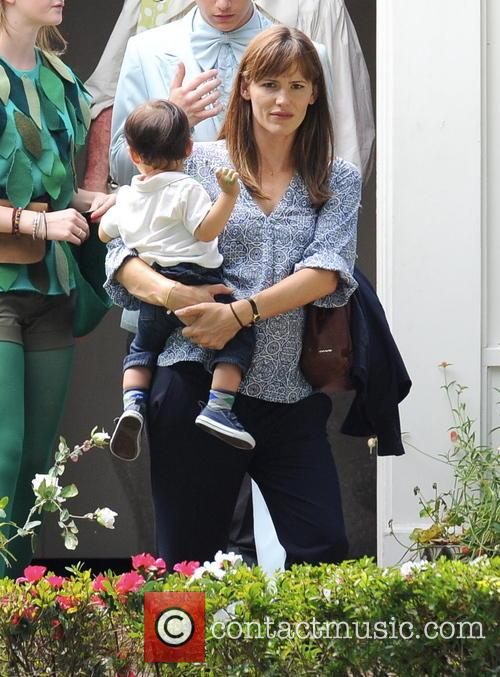 Jennifer Garner and Guest 13