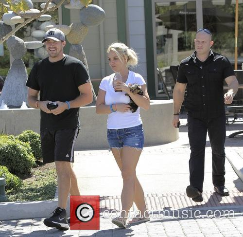 Britney Spears and David Lucado 7
