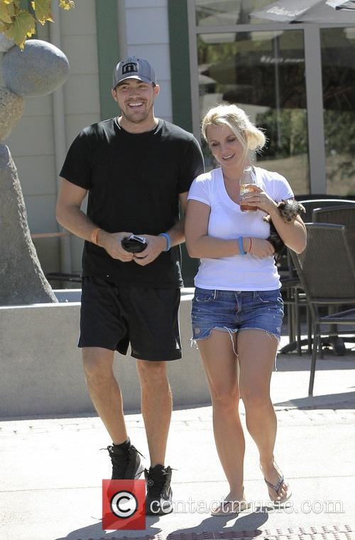 Britney Spears and David Lucado 11