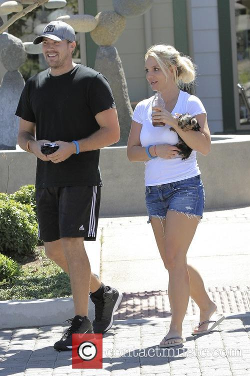 Britney Spears and David Lucado 12
