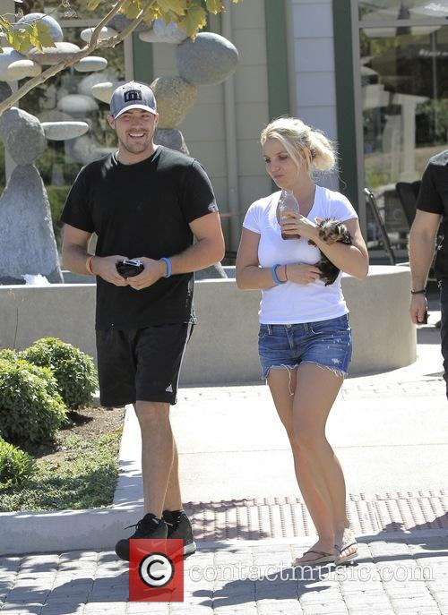 Britney Spears and David Lucado 15