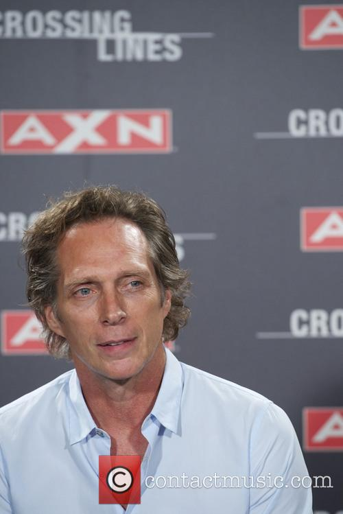 AXN TV series 'Crossing Lines' photocall