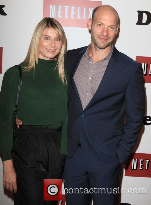 Corey Stoll, guests, MOMA 11 w 53rd street