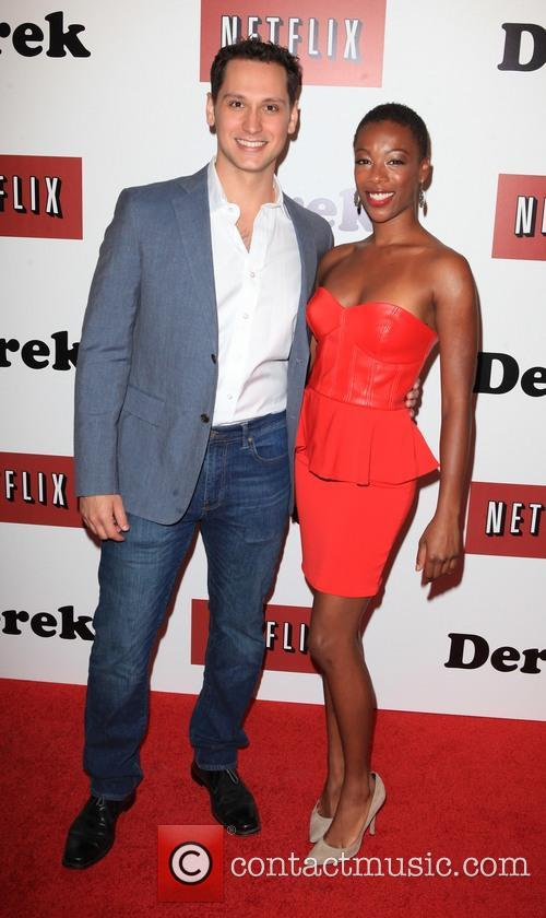 Samira Wiley and Matt Mcgorry 4