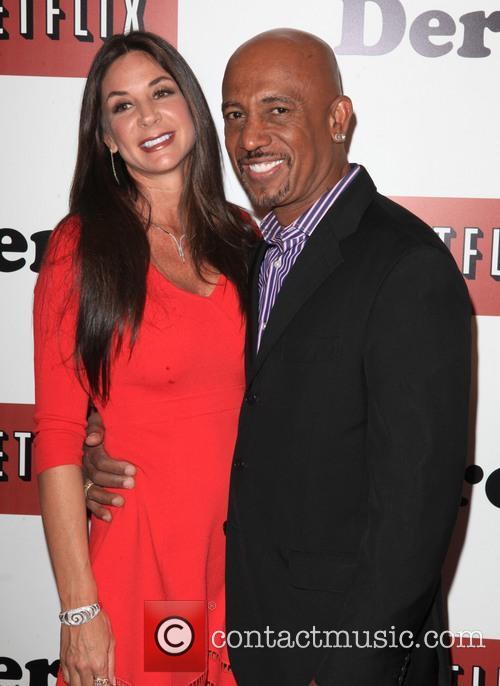 Tara Fowler and Montell Williams 2