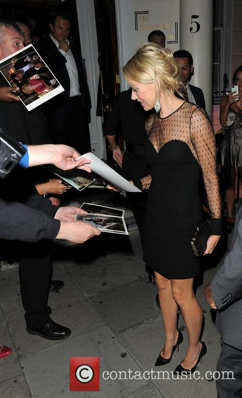 World Premiere of 'Diana' - Afterparty