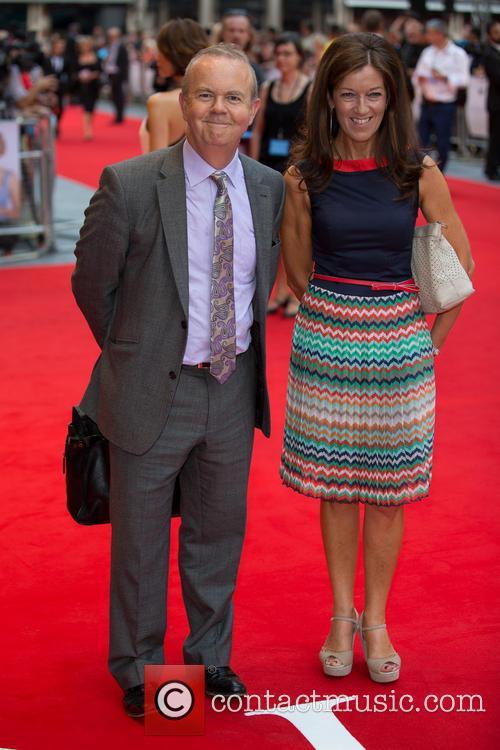 Victoria Hislop and Ian Hislop 2