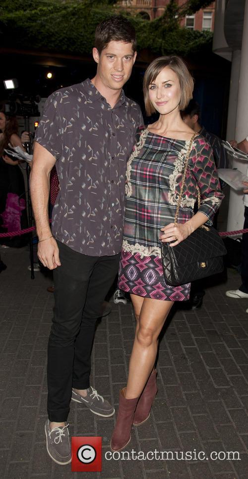 Katherine Kelly and Ryan Clark 2