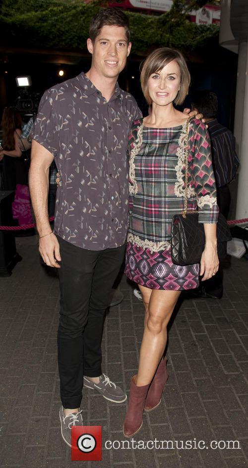 Katherine Kelly and Ryan Clark 3