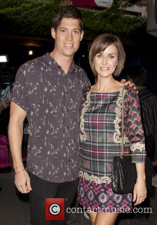 Katherine Kelly and Ryan Clark 4
