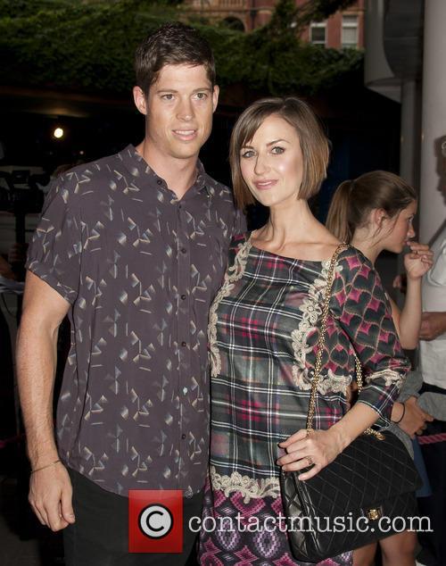 Katherine Kelly and Ryan Clark 6