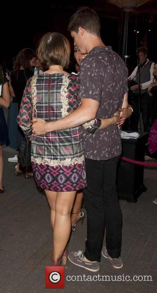 Katherine Kelly and Ryan Clark 7
