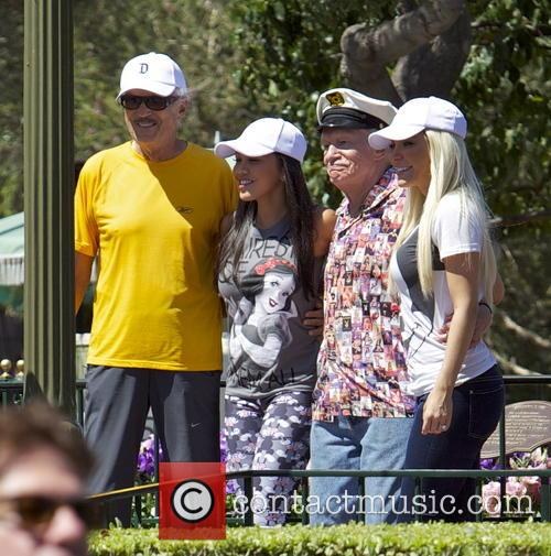 Hugh Hefner and Crystal Hefner 10