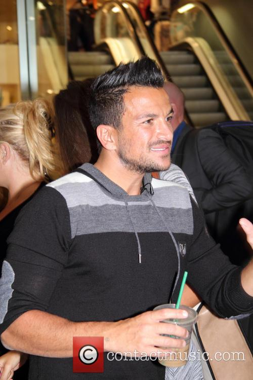 Peter Andre 'Forever Young' and 'Forever' fragrance