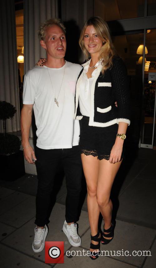 Jamie Laing and Ashley Benson 2
