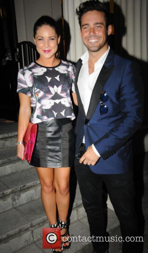Spencer Matthews and Louise Thompson 9