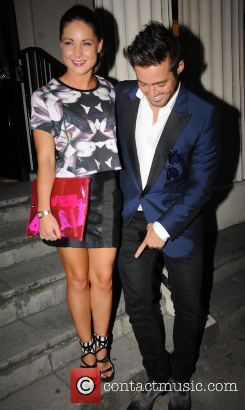 Spencer Matthews and Louise Thompson 7