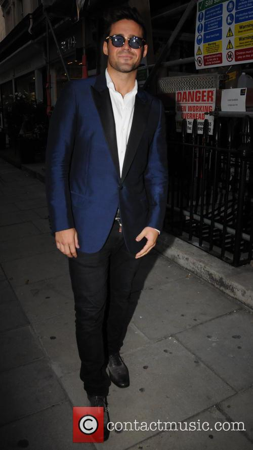 spencer matthews taylor morris launch party  3851301