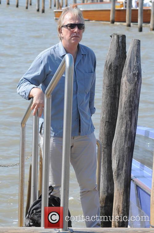Alan Rickman, Venice Film Festival