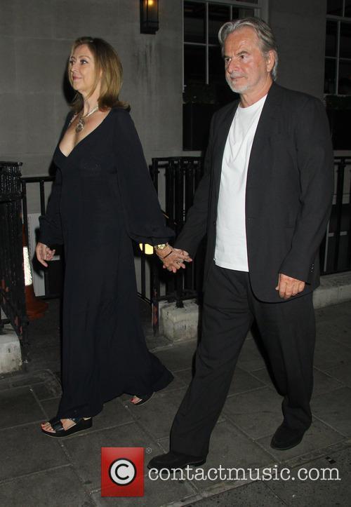Trevor Eve and Sharon Maughan 2