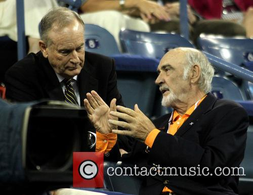 Bill O'reily and Sean Connery 2