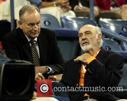 Bill O'reily and Sean Connery 3