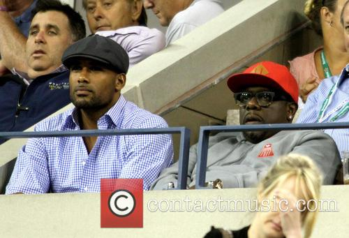 Boris Kodjoe and Cedric The Entertainer 1