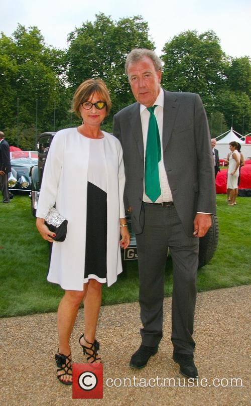 Emma Forbes and Jeremy Clarkson 1
