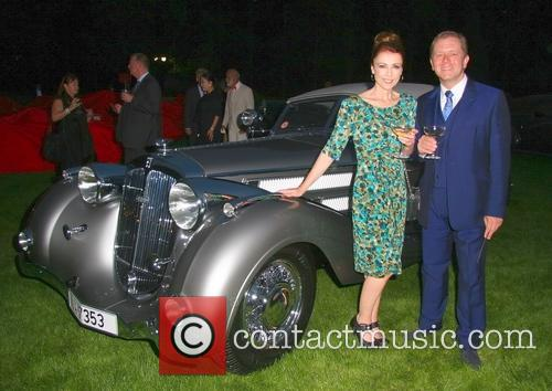 Jon Culshaw and Emma Sams 2